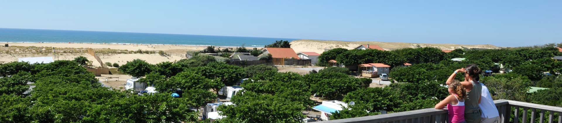 Camping landes location mobil home camping avec piscine for Camping dans les landes avec piscine