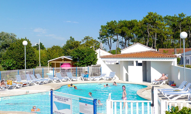 camping vendee