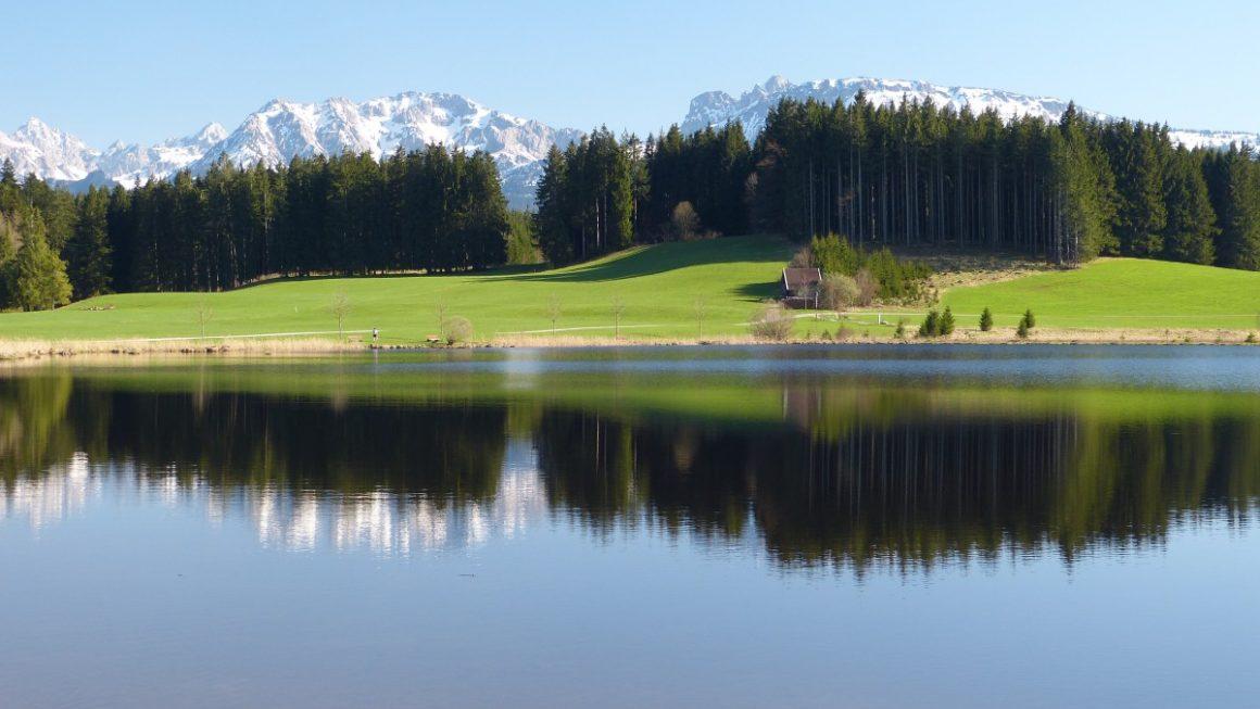 Les golfs des Landes